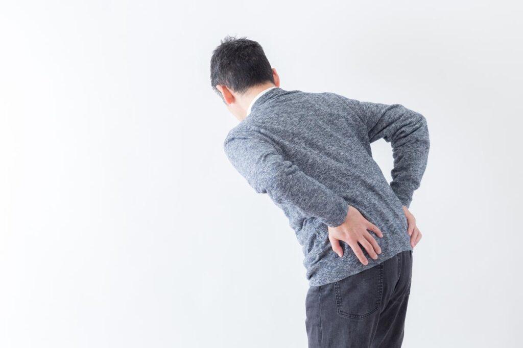ぎっくり腰にならないためにも日頃から予防ストレッチで腰回りを柔らかくしておこう画像